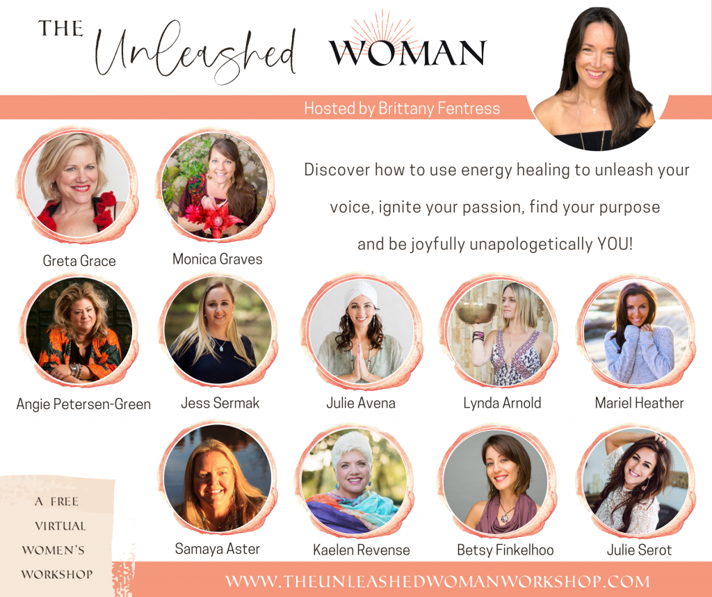 The Unleashed Woman Lineup