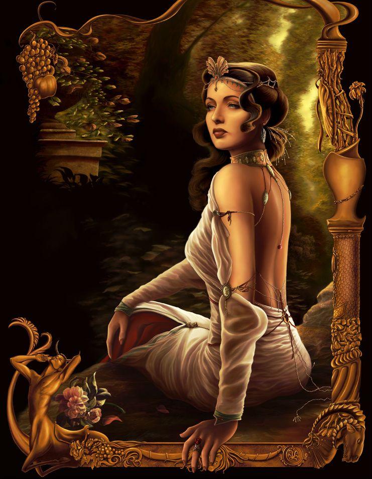 Erotic Priestess Temple